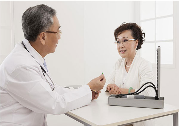 健康一体机社区老年人体检结果关系