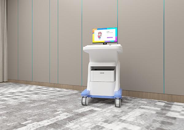 健康一体机提高了服务效率和医疗品质