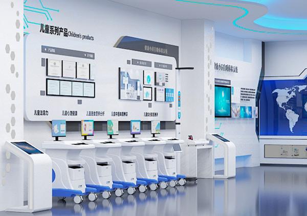 健康一体机体检自我检测