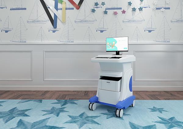便携式健康一体机健康检测产品