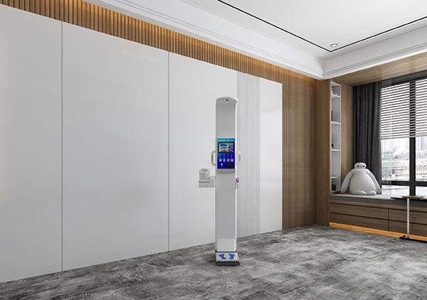 健康一体机助理基层医疗体检服务