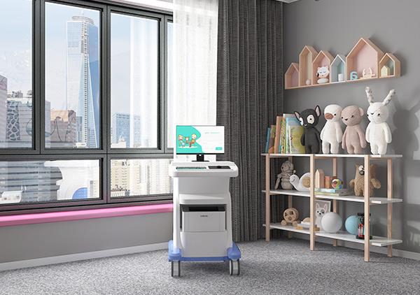健康一体机提高整个医疗