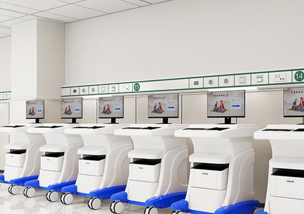 健康一体机一种带有针对性强、实效性高