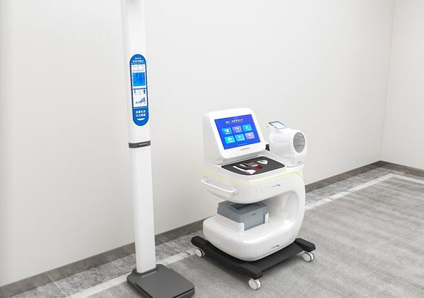 健康一体机体检中应用健康信念模式对其