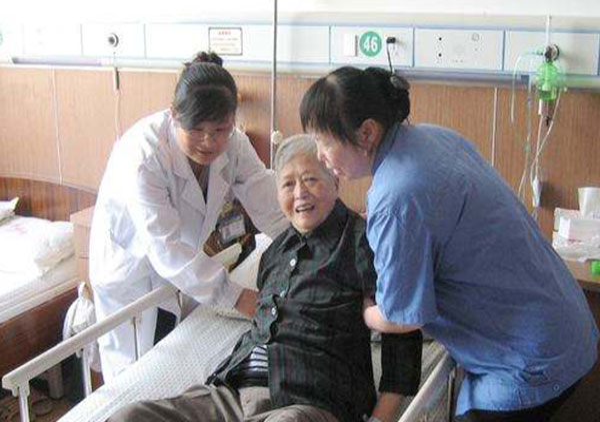 健康一体机体检系统的具体流程